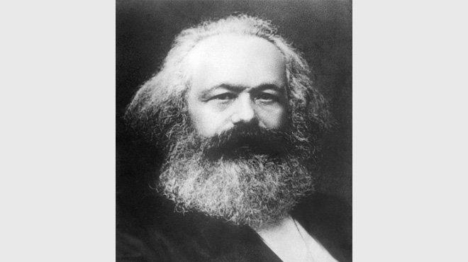 アメリカの大学で、最も学ばれているのはマルクス