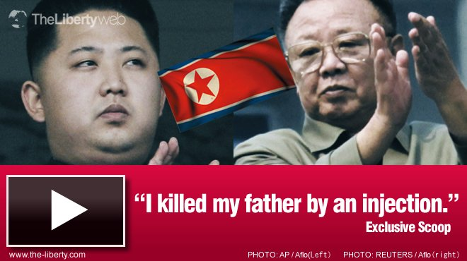 """【VIDEO】""""I killed my father by an injection."""" Exclusive Scoop"""