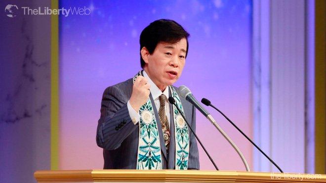 「アメリカなら幸福実現党の考え方で大統領が出る」 大川総裁が福岡で講演