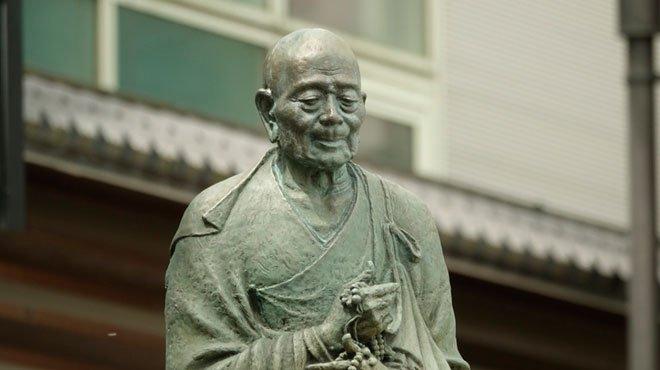 奈良の大仏に「信仰と情熱」を捧げた僧侶の物語