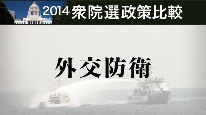 【政策比較・外交防衛】どの政党が未来を見通し、国民を守るか?