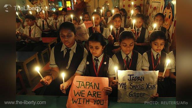 「がんばろう日本」―東日本大震災の被災地へ 祈りと励ましのメッセージ1