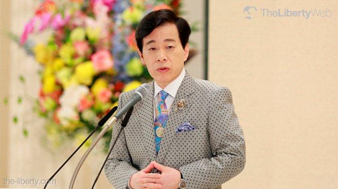 「コロナ問題で中国はWHOに武漢の研究所を調査させるべき」大川総裁が仙台市で法話「光を選び取れ」