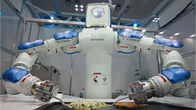 2031年日本の未来構想(6)「一家にロボット数台」は当たり前