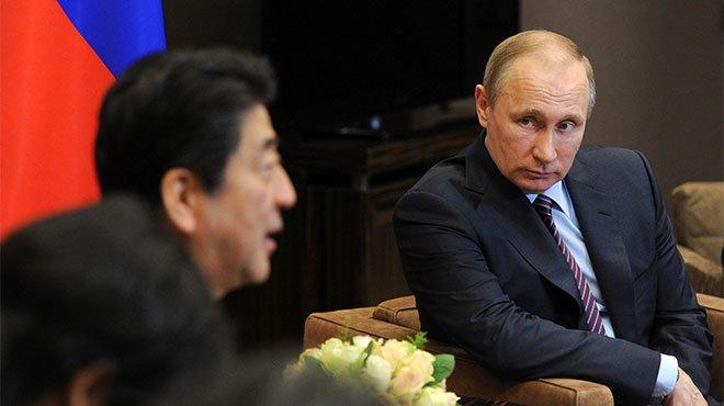日露首脳会談を受け プーチン大統領の守護霊が安倍首相に不快感
