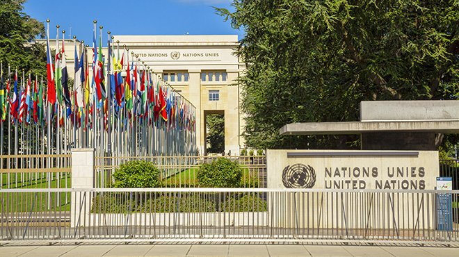 日本が国連で「慰安婦強制連行説」否定 政府に先んじて主張した釈氏ら保守系の人々