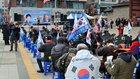 韓国総選挙に向けて保守系3党合流 北には「非核化」を迫る強硬姿勢を