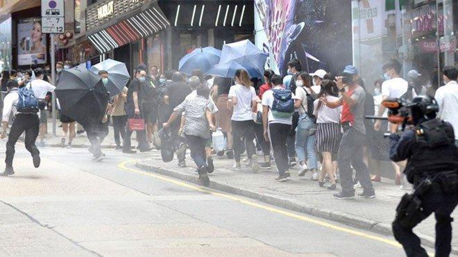 香港衆志(デモシスト)副主席インタビュー 最前線で「国家安全法」と戦う香港の若者は今