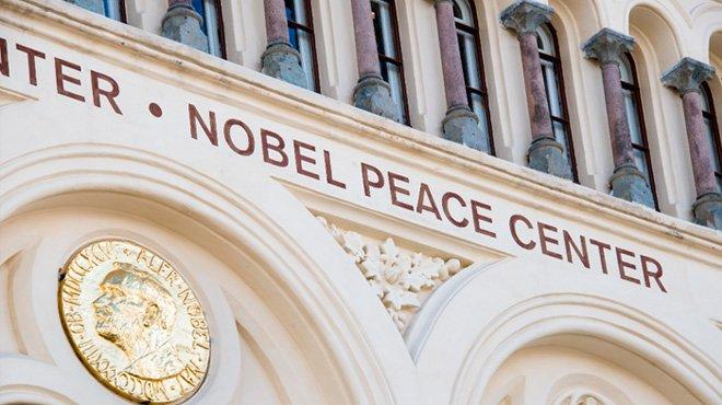 ノーベル平和賞は誰の手に? 中国の民主活動家が受賞するか