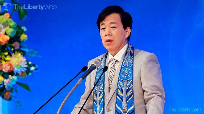 ウイグル、チベット、内モンゴルは現代の奴隷制度──幸福実現党の大川総裁が講演「自由・民主・信仰の世界」