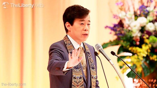 「学問の根本をたどれば宗教的真実がそこにはある」 大川総裁が香川で講演会「法力を身につけるには」