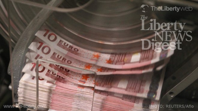 """EU首脳会議 財政規律強化で 崩壊のレールは敷かれた """"Newsダイジェスト"""""""