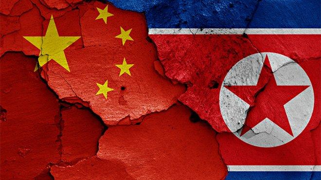 北朝鮮への経済制裁 実は、中国の軍事シミュレーション!?