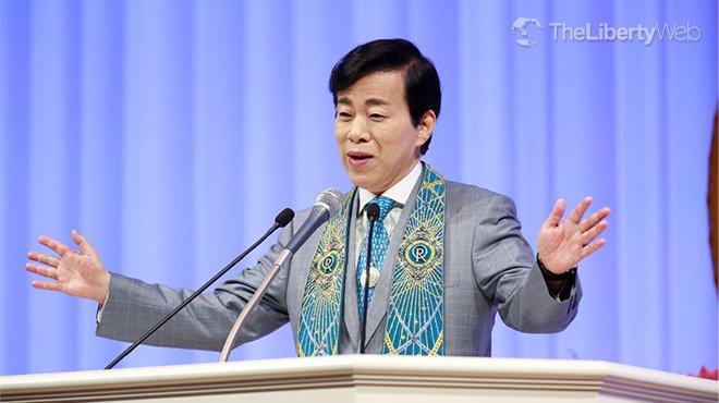「沖縄を他国の植民地にはさせない」 大川隆法総裁が沖縄で大講演会「真実の世界」