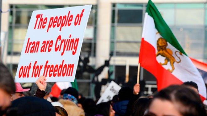 イランの元国王の子息レザー・パフラヴィー氏が米シンクタンクで講演:2020年は革命元年となる