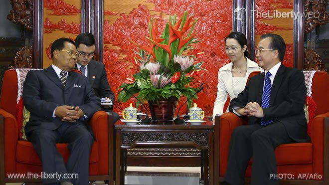 Burma's Military Regime and the New Asian Cold War [1]