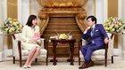 大川隆法・幸福の科学総裁と幸福実現党党首が対談 立党10年目のブレない「志」を語る