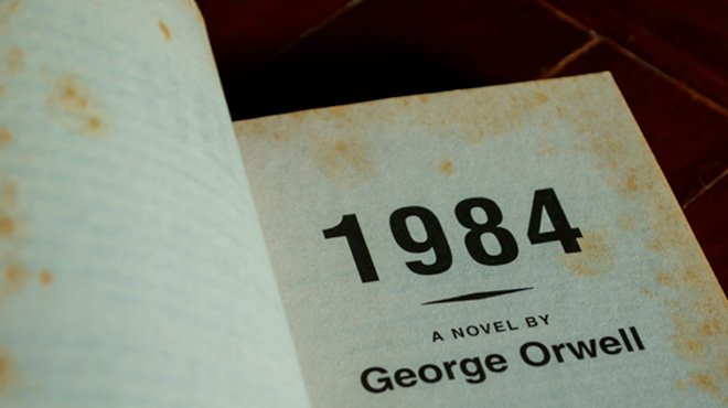 ジョージ・オーウェル『1984年』に見るワンフレーズ・ポリティクスの危険性
