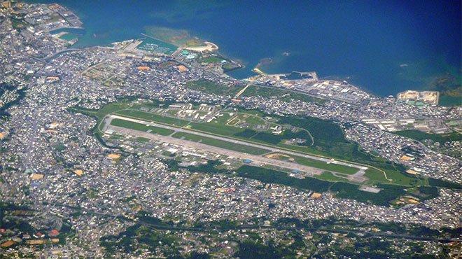 沖縄宜野湾市長に現職の佐喜真氏再選 スムーズな米軍基地移設を