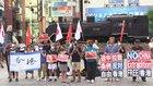「香港を見捨てないでください!」 新橋駅で叫ぶ香港人学生の日本愛