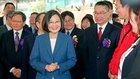 台湾の蔡英文総統が憲法改正に意欲 日台米の連携で中国に打ち勝て