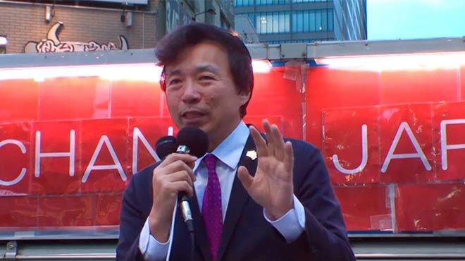 幸福実現党 及川幸久外務局長が参院選出馬表明 「みんなで気持ちよく税金を払う国へ」