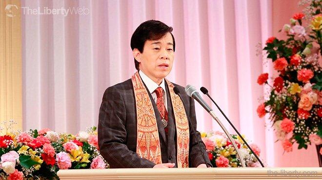 香港デモとイラン沖タンカー攻撃に対し日本は何を言うべきか 大川総裁が大阪で講演
