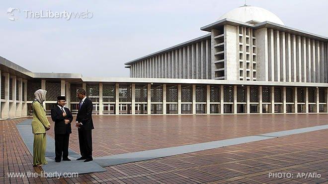 求められる宗教融和―オバマ大統領がインドネシアで演説