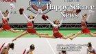 幸福の科学学園チアダンス部 全国大会で中学生優勝・高校生3位の快進撃 - Happy Science News - The Liberty 2014年2月号