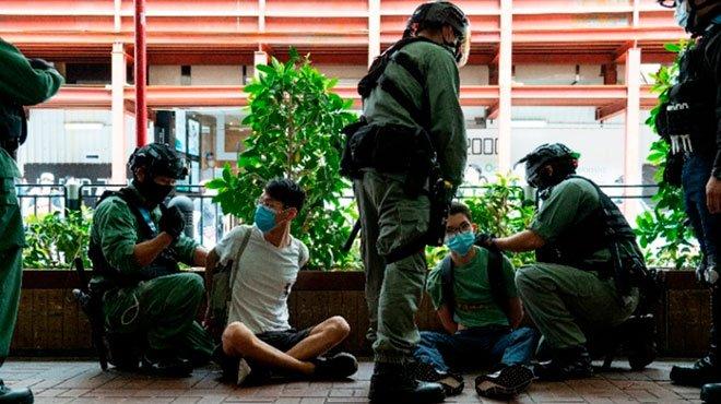 幸福実現党、「香港国家安全法」の施行に抗議する声明を発表