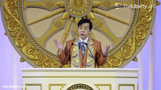 「愛することによって世界を変えることができる」 大川隆法総裁が福岡で講演