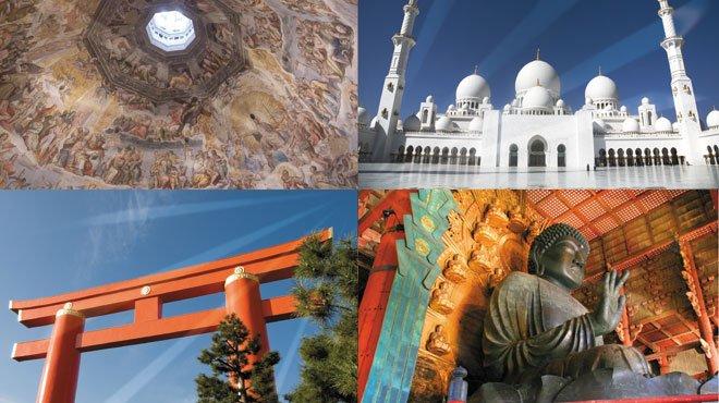 日本人が知っておきたい4つの宗教─200号記念総力特集「宗教」