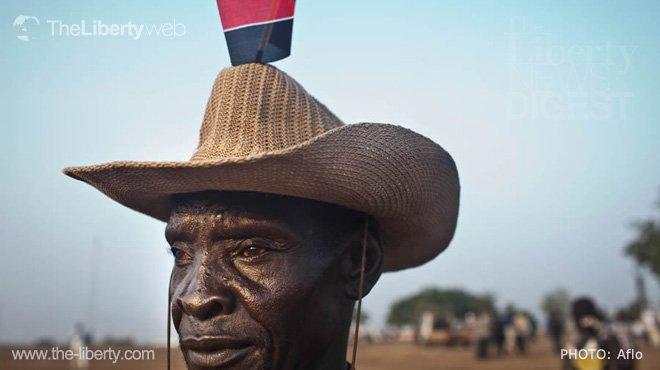 """「世界一新しい国」南スーダンの課題 """"Newsダイジェスト"""""""