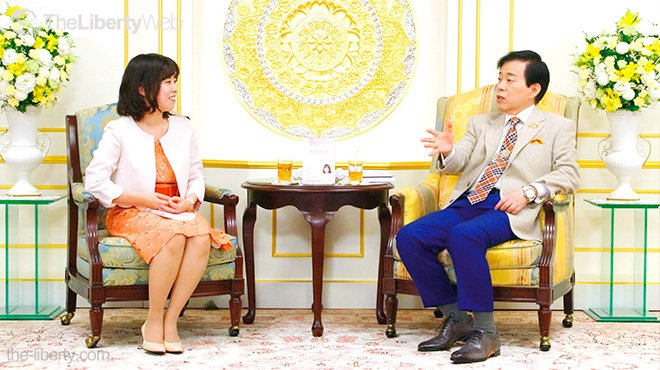 大川総裁が語る「幸福の科学の後継者像」 重視している「努力」の姿勢