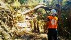台風15号の被災地で、HSU生が外国人ボランティア「受け入れマニュアル」翻訳中