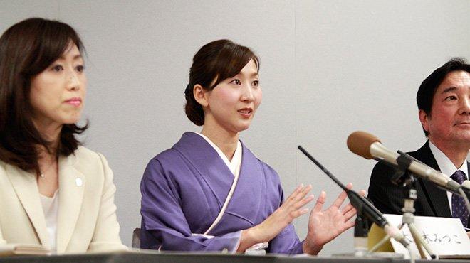 京都補選 「いまこそ、裏表のない『おもてなしの政治』を」 美人元若女将が出馬を決意