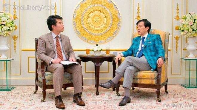 コロナ不況、三密、小池都政を一刀両断 大川総裁の「時事政談」