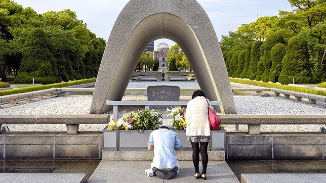オバマ大統領 広島へ歴史的な訪問  日米で中国・北朝鮮に「核を使わせない」ための協力を