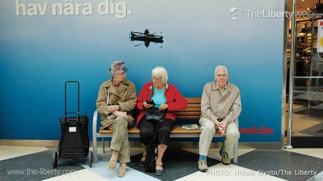 スウェーデンの「老後」は幸せか