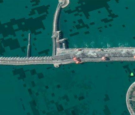 三峡 ダム 歪み 中国官報が認めた!三峡ダム「変位、染み出し、変形」有り