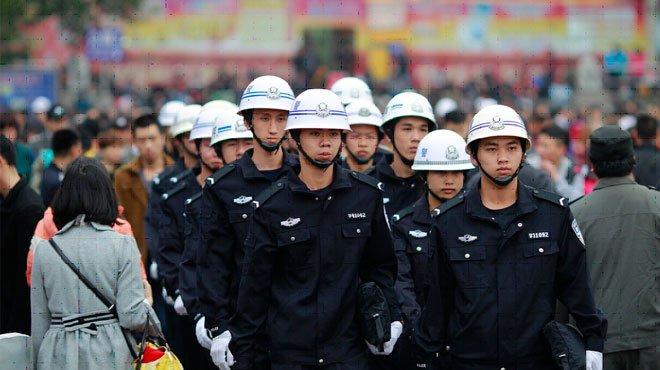 中国警察、学生デモを「棍棒で殴る」などして弾圧【澁谷司──中国包囲網の現在地】