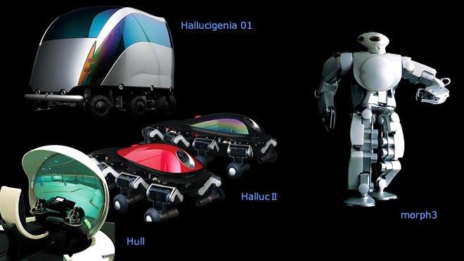 「新時代への夢」第2回 ロボット産業編