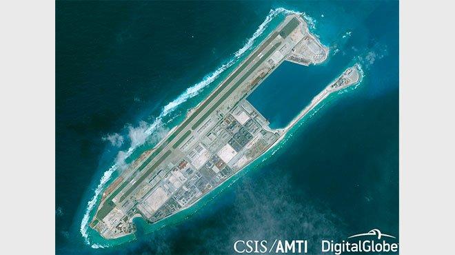 トランプ大統領は南シナ海の人工島を破壊し兵糧攻めへ 【HSU河田成治氏インタビュー】