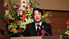 台湾総統選に出馬表明の頼清徳氏が東京で講演 「台湾の民主主義を守る選挙に」