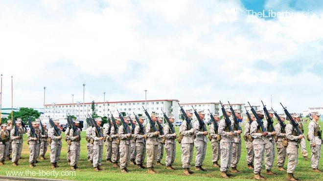 U.S. Marine Corps. - 米海兵隊