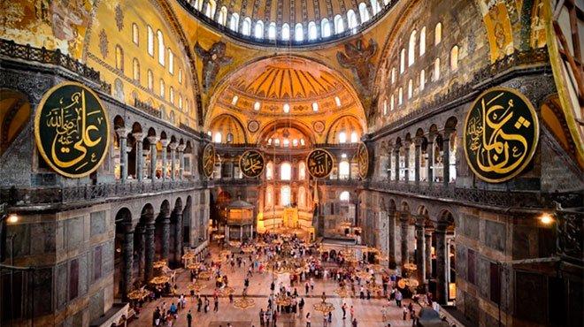 トルコ・エルドアン大統領がアヤソフィア宮殿をモスク化 国民の信仰心を政治利用か