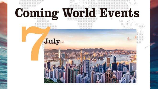 Coming World Events ─世界のスケジュール─