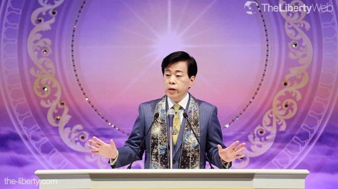 紛争を乗り越える神々の教え 大川隆法総裁が大分で講演