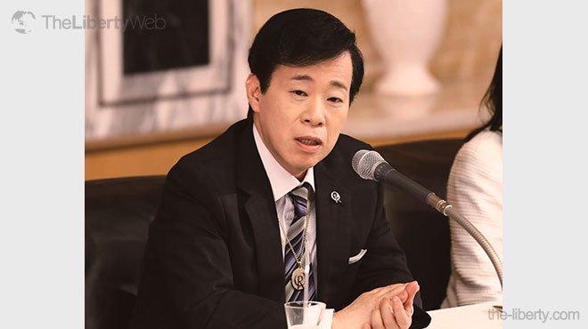 「清水富美加との結婚強制」はまったくの嘘 大川総裁が宏洋氏と週刊文春の間違いを指摘