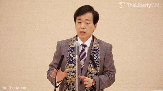 大川総裁「『毛沢東の霊言』講義」で「アジアのリーダーとしての日本の使命」を語る